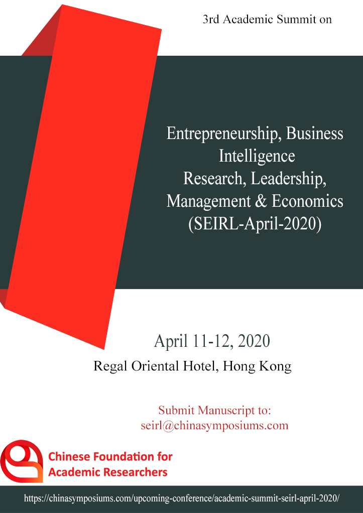 SEIRL-April-2020   China Symposiums